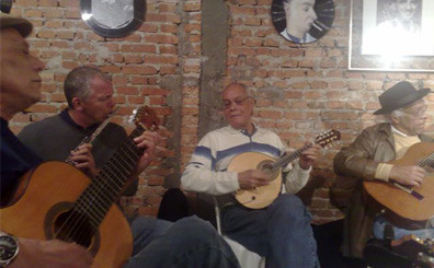 Brazilian choro masters