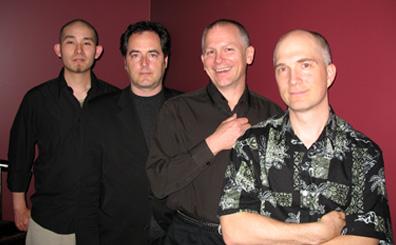Altered Laws Jazz Quartet