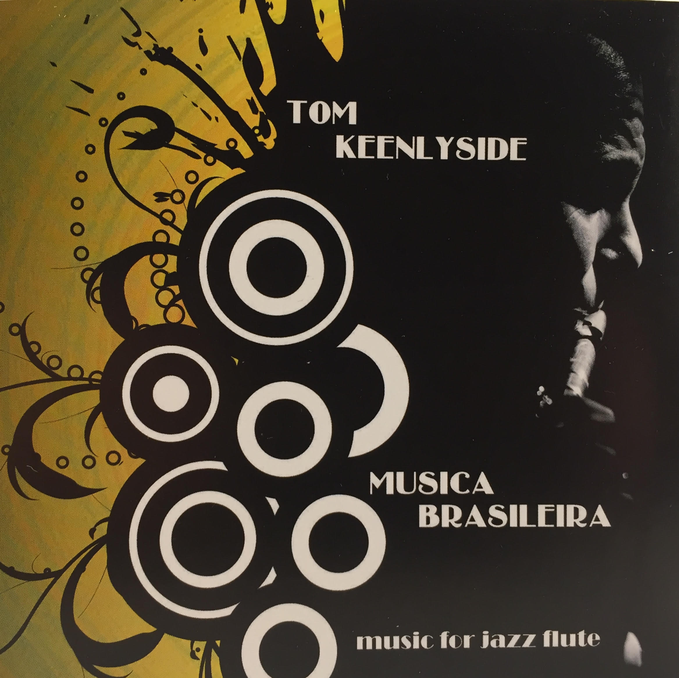 Albums - Tom Keenlyside - Saxophone, Flute, Composing